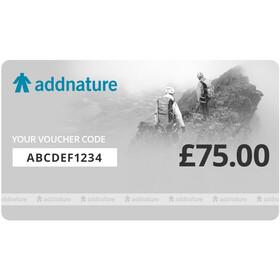 addnature Gift Certificate £75
